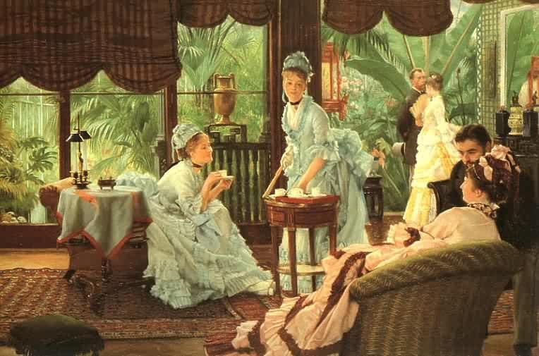 Peinture de James Tissot